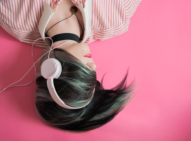 self care listen to music