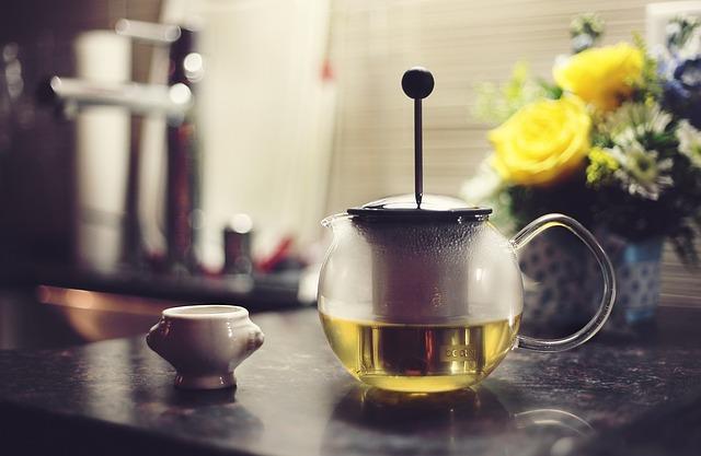 self care herbal tea