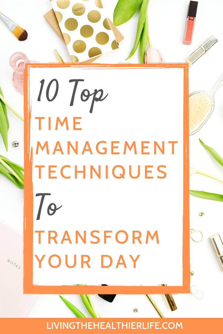 top time management techniques