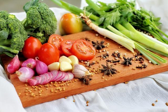 healthy eating meal prep