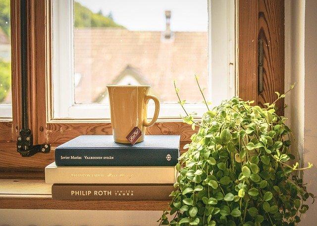 self care read a novel