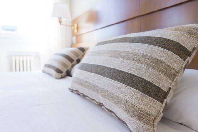self care crisp bed linen