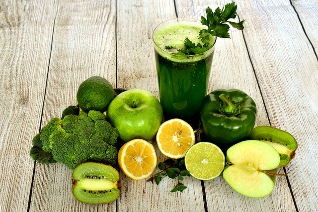self care green juice