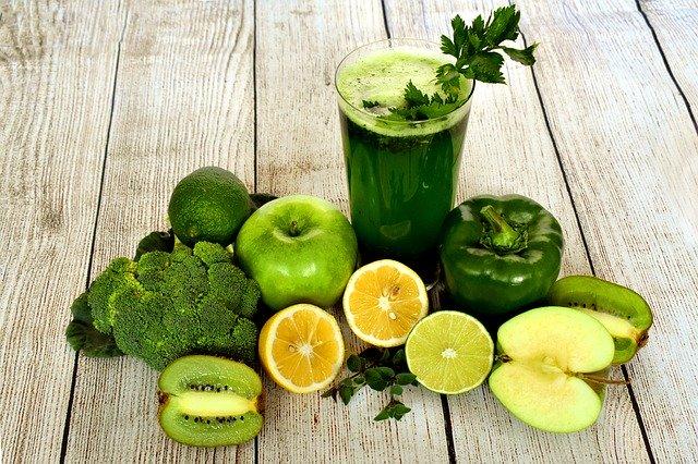 self care green juice