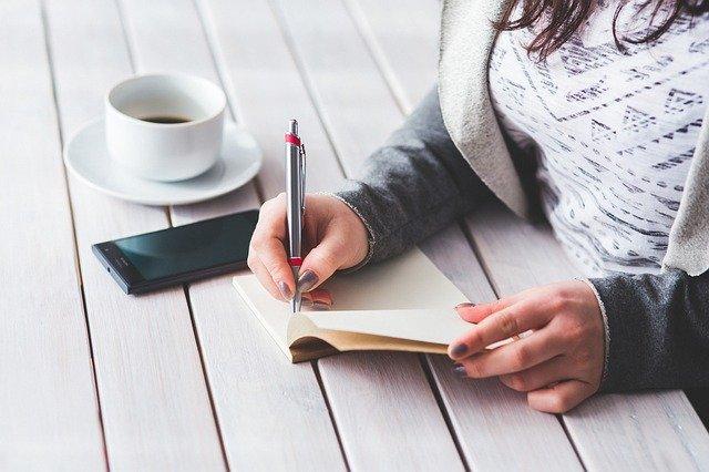 self care journalling
